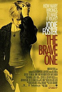 poster The Brave One (2007)