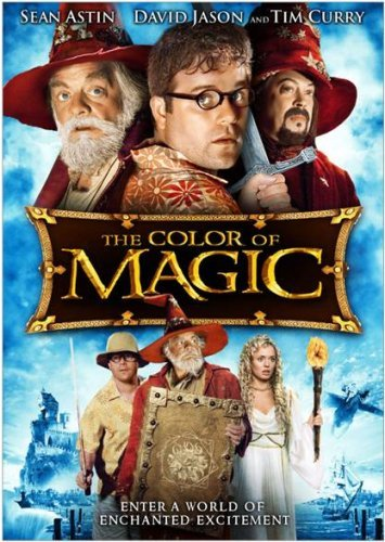 poster The Color of Magic (TV Mini-Series 2008)
