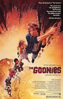 poster The Goonies (1985)