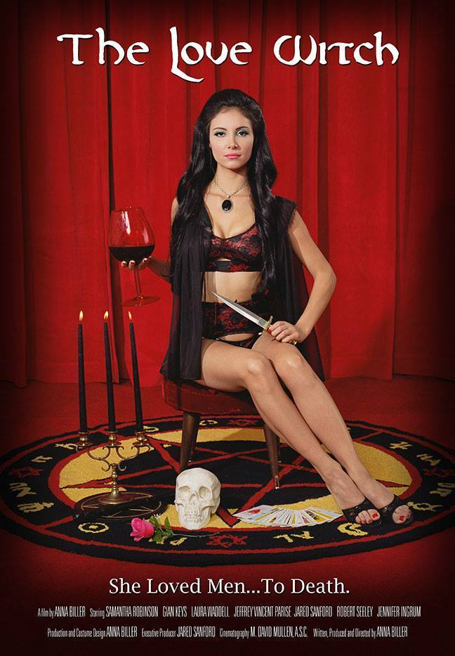 poster The Love Witch (2016)