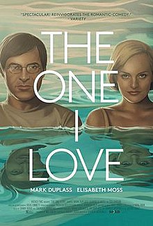 poster The One I Love (2014)
