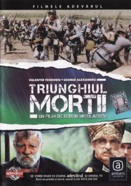 poster Triunghiul morții (1999)