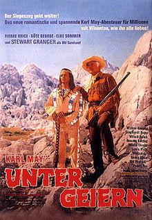 poster Unter Geiern (1965)