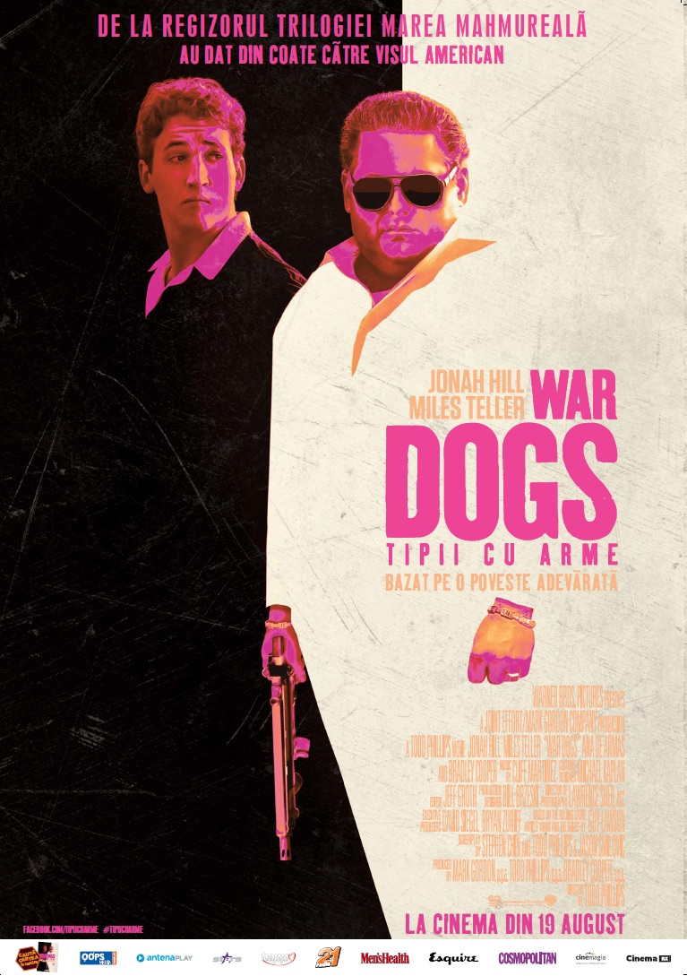 poster War Dogs (2016)