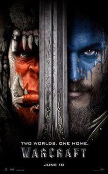 poster Warcraft (2016)