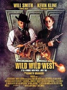 poster Wild Wild West (1999)