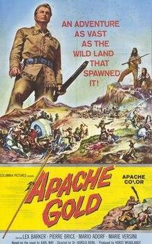 poster Winnetou - 1. Teil (1963)