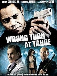 poster Wrong Turn at Tahoe (2009)