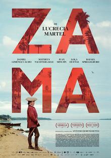 poster Zama (2017)