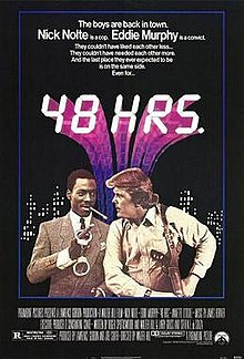 poster 48 Hrs. (1982)