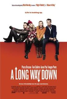 poster A Long Way Down (2014)