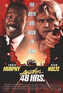 poster Another 48 Hrs. (1990)