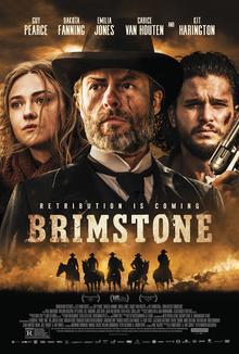 poster Brimstone (2016)