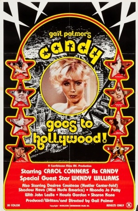 poster Candy Goes To Hollywood (1979)