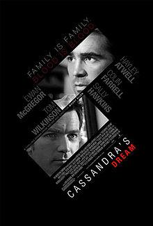poster Cassandra's Dream (2007)