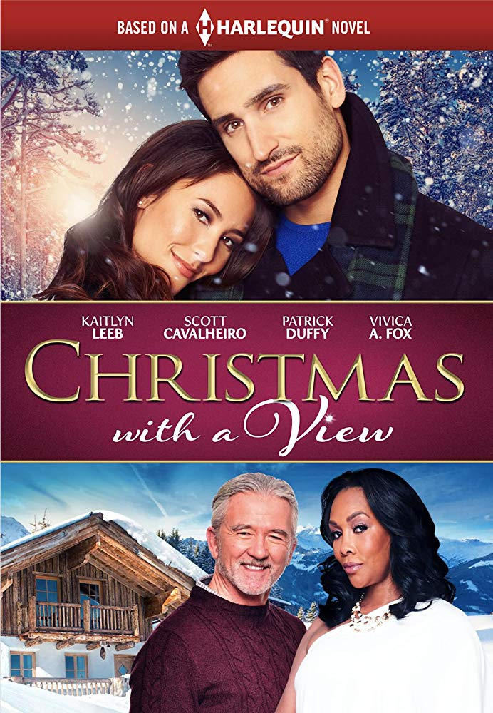 poster Christmas With A View (2018)