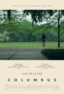 poster Columbus (2017)