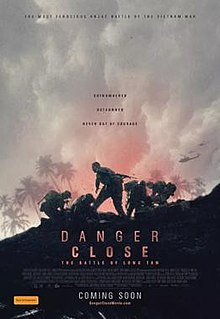 poster Danger Close The Battle of Long Tan (2019)