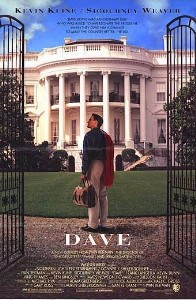 poster Dave (1993)