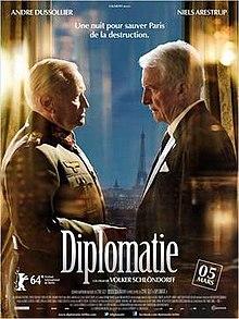 poster Diplomatie (2014)