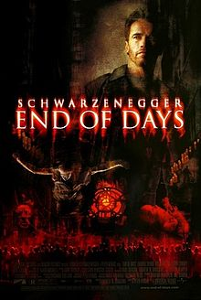 poster End of Days (1999)