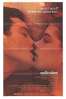 poster Endless Love (1981)