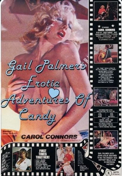 poster Erotic Adventures of Candy (1978)