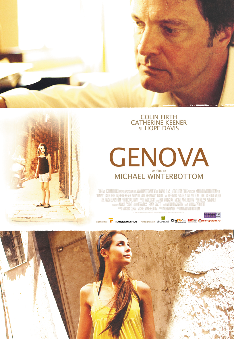 poster Genova (2008)