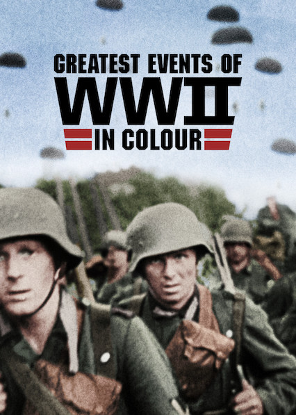 poster Greatest Events of WWII in Colour (TV Series 2019– )