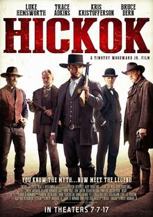 poster Hickok (2017)
