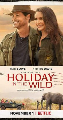poster Holiday In The Wild (2019)