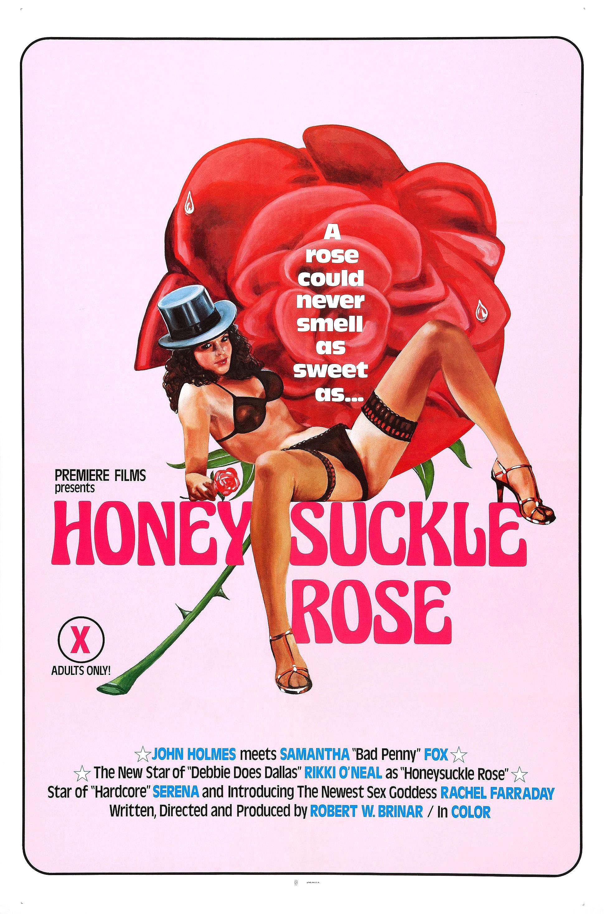 poster Honeysuckle Rose (1979)