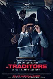 poster Il traditore (2019)