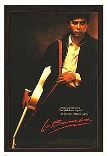poster La Bamba (1987)