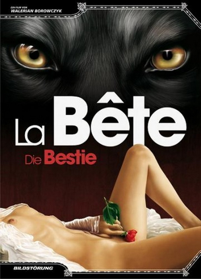 poster La Bete (The Beast) (1975)