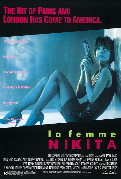 poster La Femme Nikita (1990)