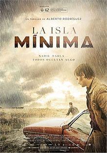 poster La isla minima (2014)