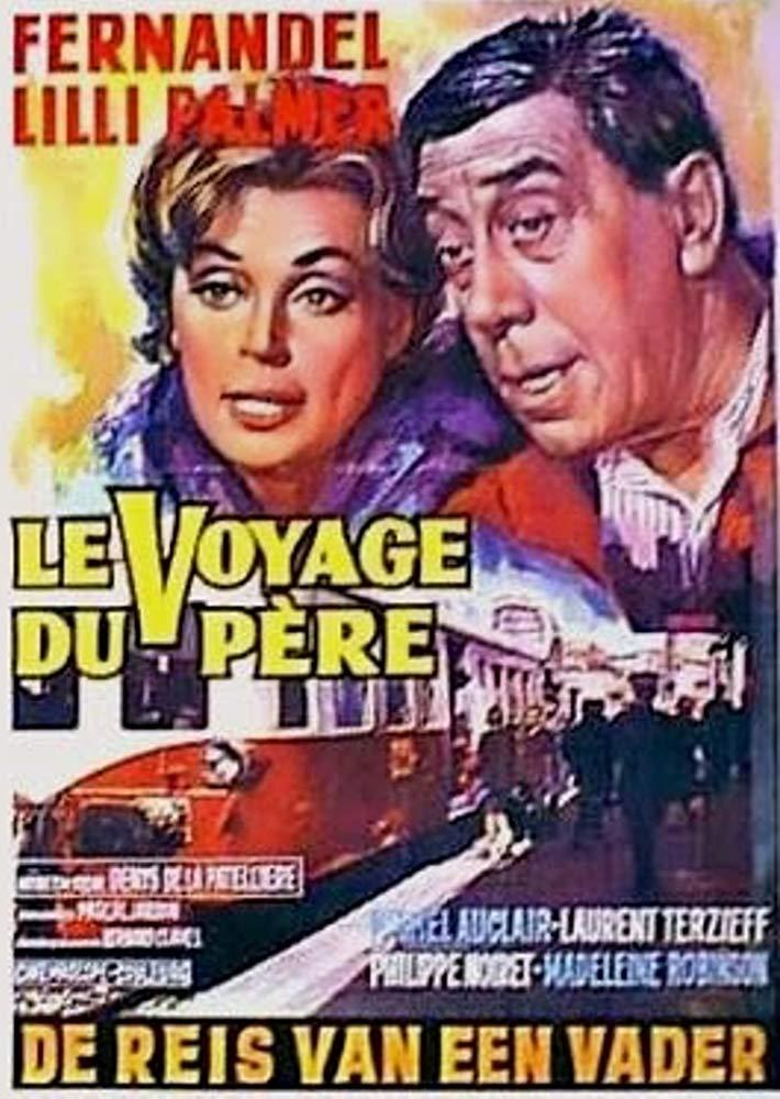 poster Le voyage du pere (1966)