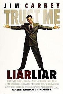 poster Liar Liar (1997)