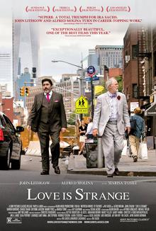 poster Love Is Strange (2014)