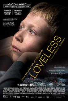 poster Loveless (2017)