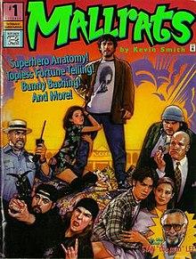 poster Mallrats (1995)