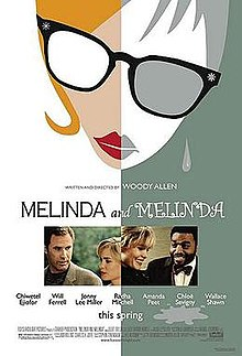 poster Melinda and Melinda (2004)