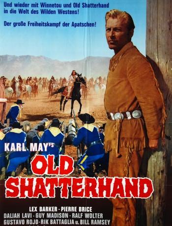 poster Old Shatterhand (1964)