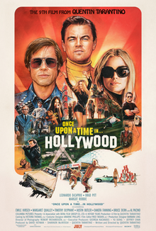 poster Once Upon a Time ... in Hollywood (2019)