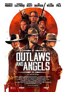 poster Outlaws and Angels (2016)