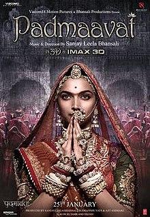 poster Padmaavat (2018)