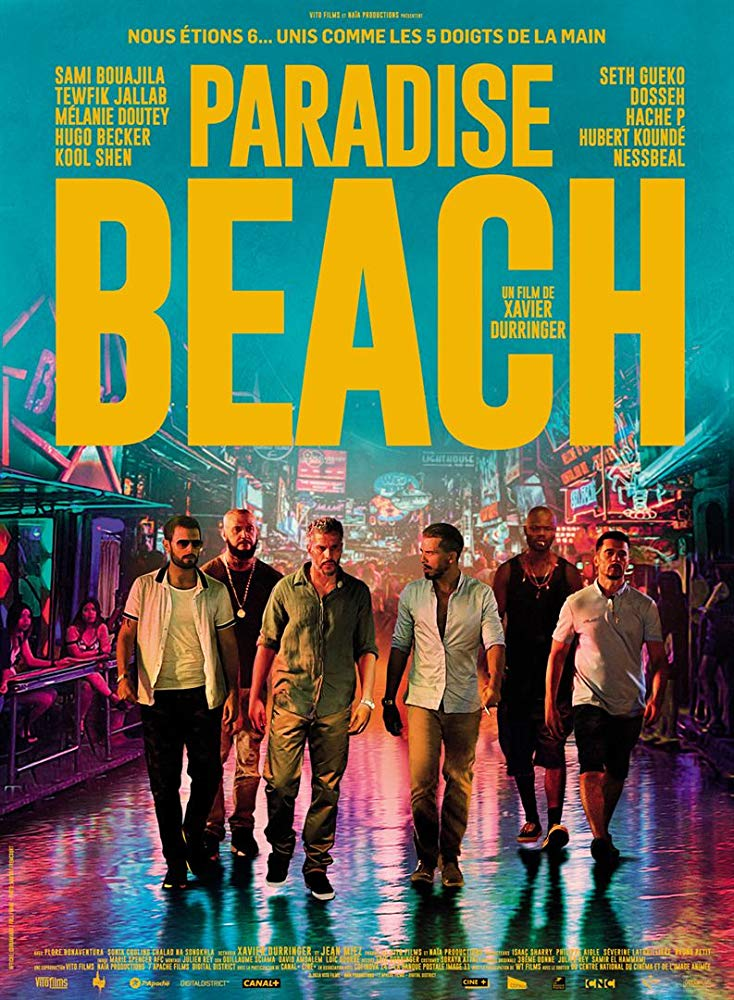 poster Paradise Beach (2019)