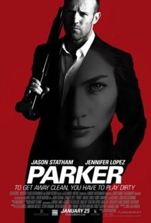 poster Parker (2013)