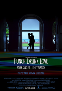 poster Punch-Drunk Love (2002)